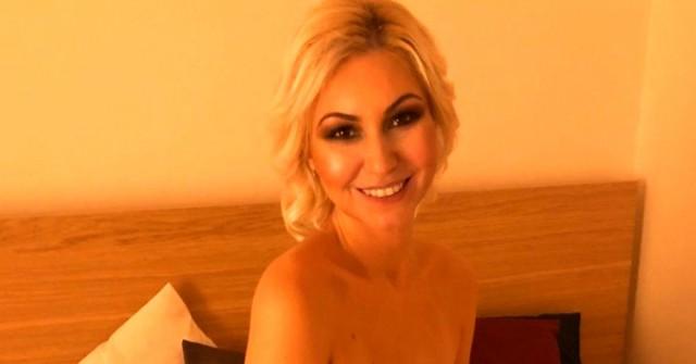 Holka dne: blondýnka Emma zPrahy