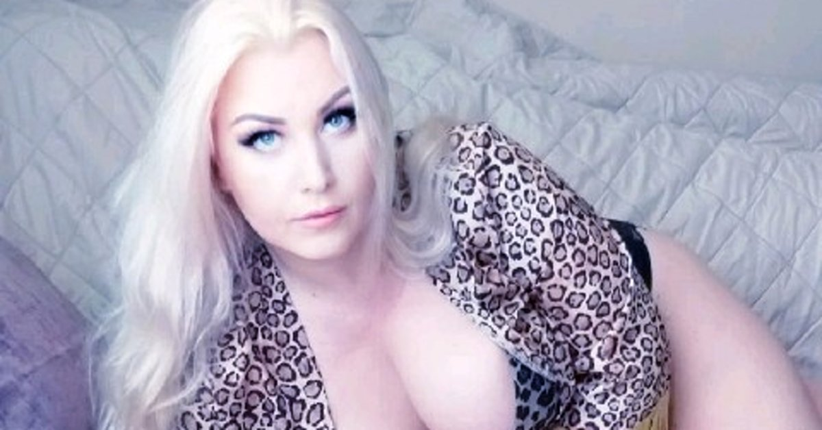 Holka dne: blondýnka Irenka zBrna