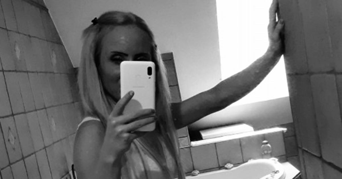Holka dne: blondýnka Mia zČeských Budějovic