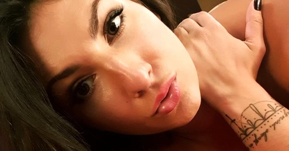 Holka dne: brunetka Andrea zPrahy