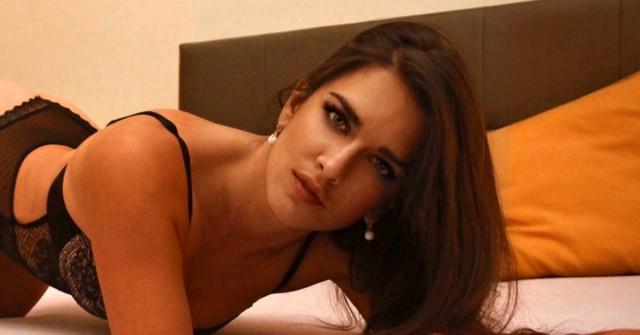 Holka dne: brunetka Natalie zPrahy