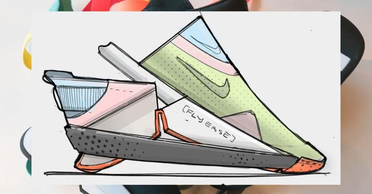 """Nike se chce zbavit tkaniček. Nové kecky jsou """"hands-free"""""""