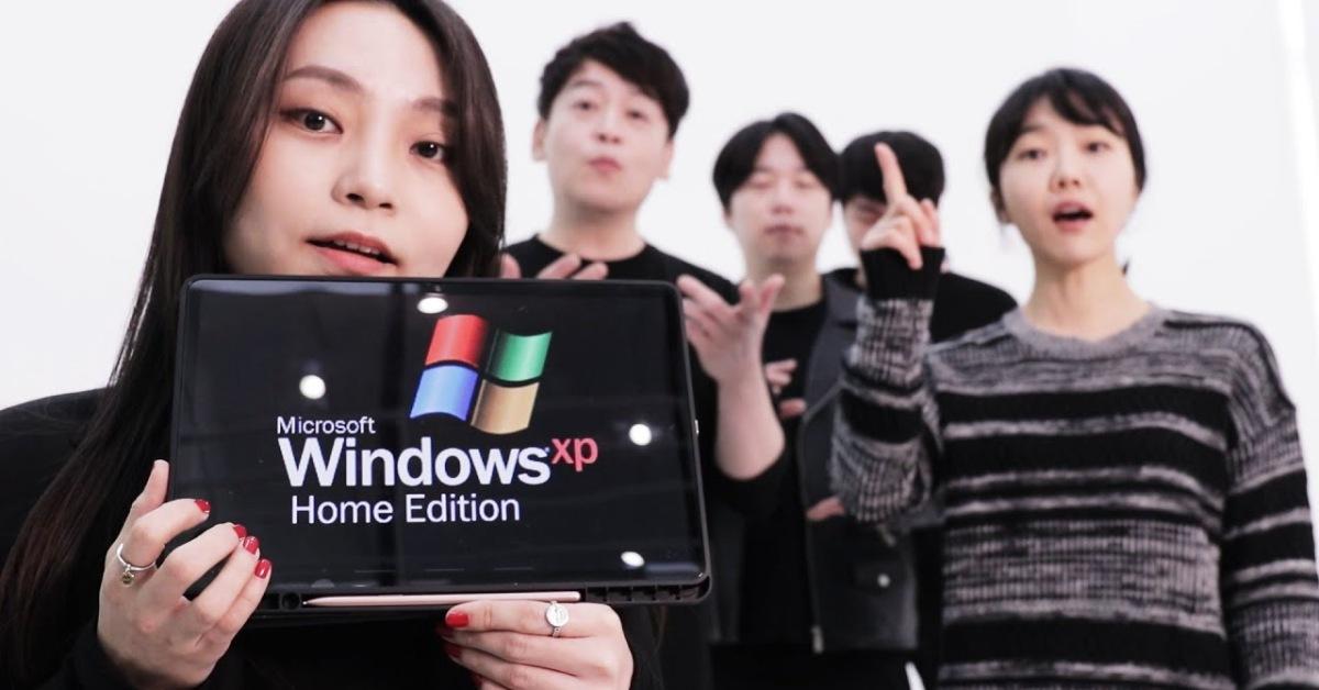 Jihokorejská skupina umí zazpívat znělku Windows i vyzvánění iPhonu