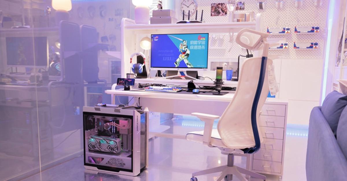IKEA navrhla dokonalé herní doupě