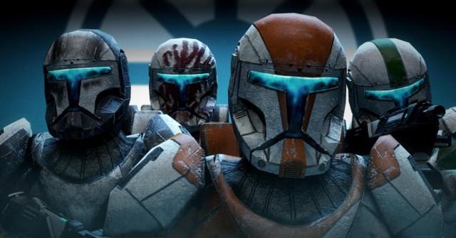 Střílečka Star Wars: Republic Commando vyjde znovu po 16 letech!