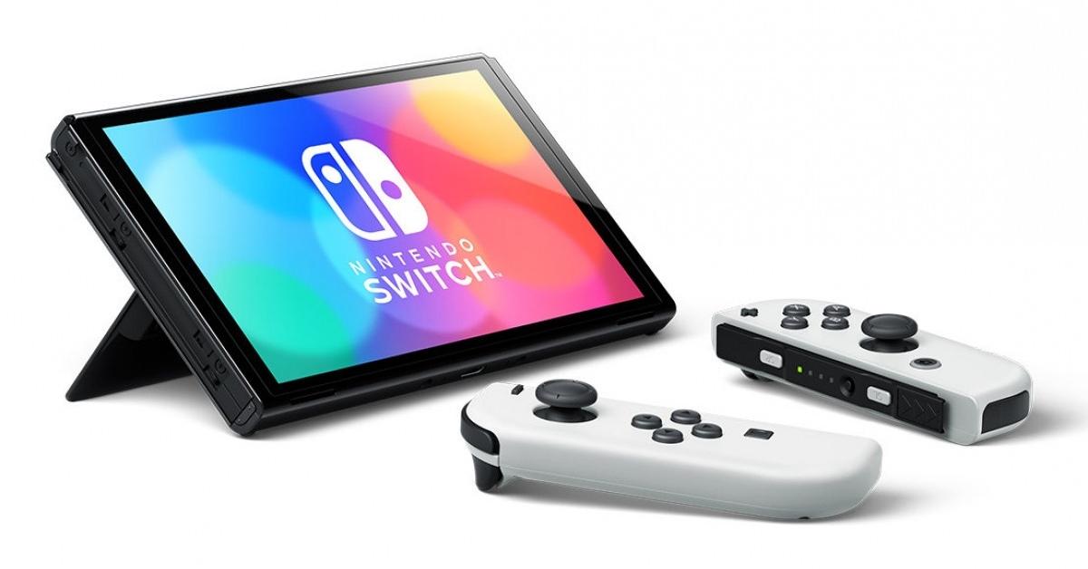 Nový model konzole Nintendo Switch je spíše zklamáním
