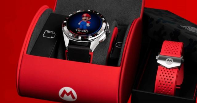 Švýcarské hodinky pro fanoušky Nintenda stojí majlant
