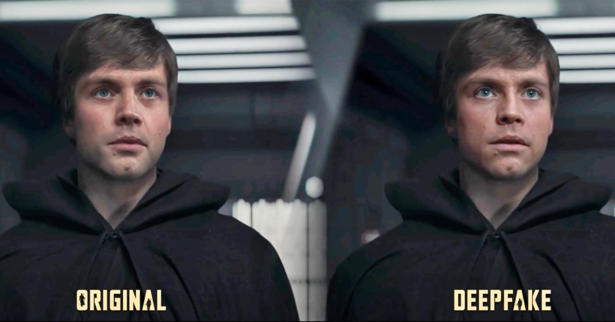 Youtuber vylepšil tvář Luka Skywalkera vseriálu The Mandalorian. Studio mu nabídlo práci