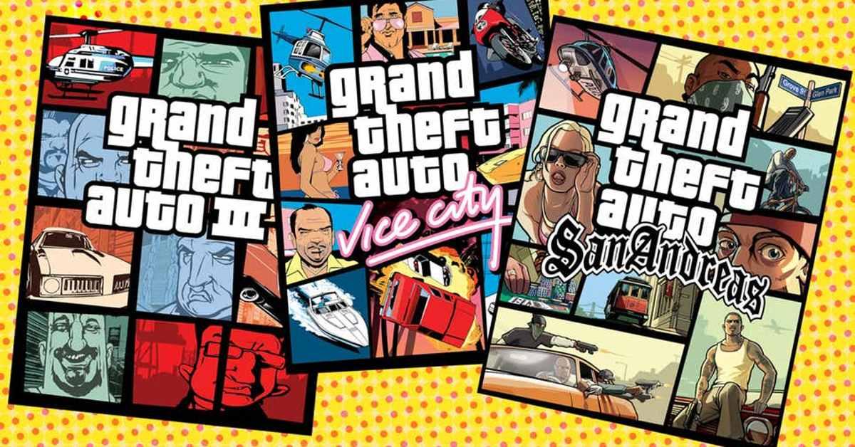 Dočkáme se předělávky starých dílů GTA?