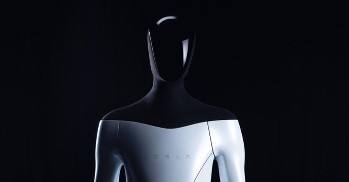Tesla představila robota!