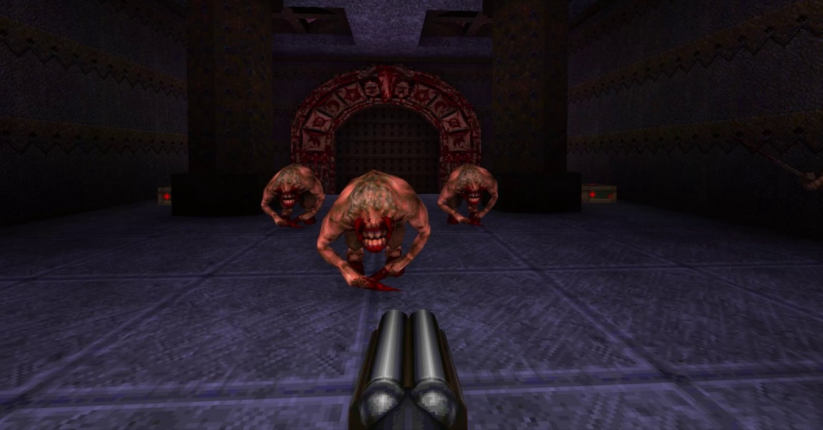 Quake se vrací! Slepší grafikou a novým obsahem