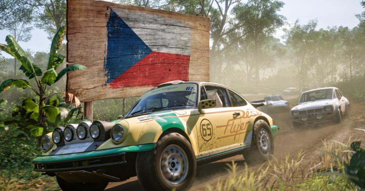 Forza Horizon 5 bude včeštině! Podívejte se na nové video
