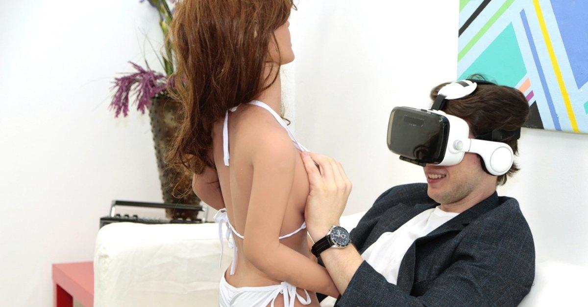 """Je budoucností porna """"virtuální sex se skutečnými lidmi""""?"""
