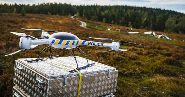 Budou všude! Česká policie nakupuje drony
