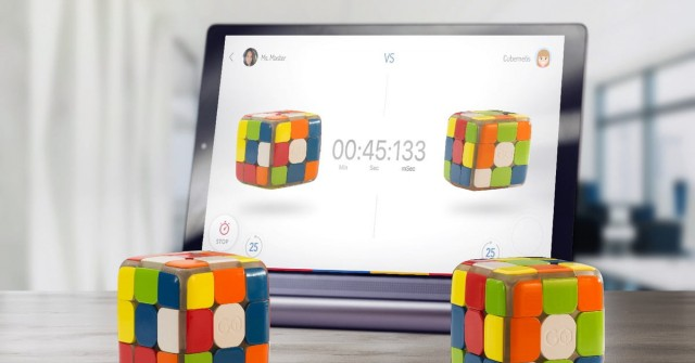 GoCube je rubikovka s multiplayerem