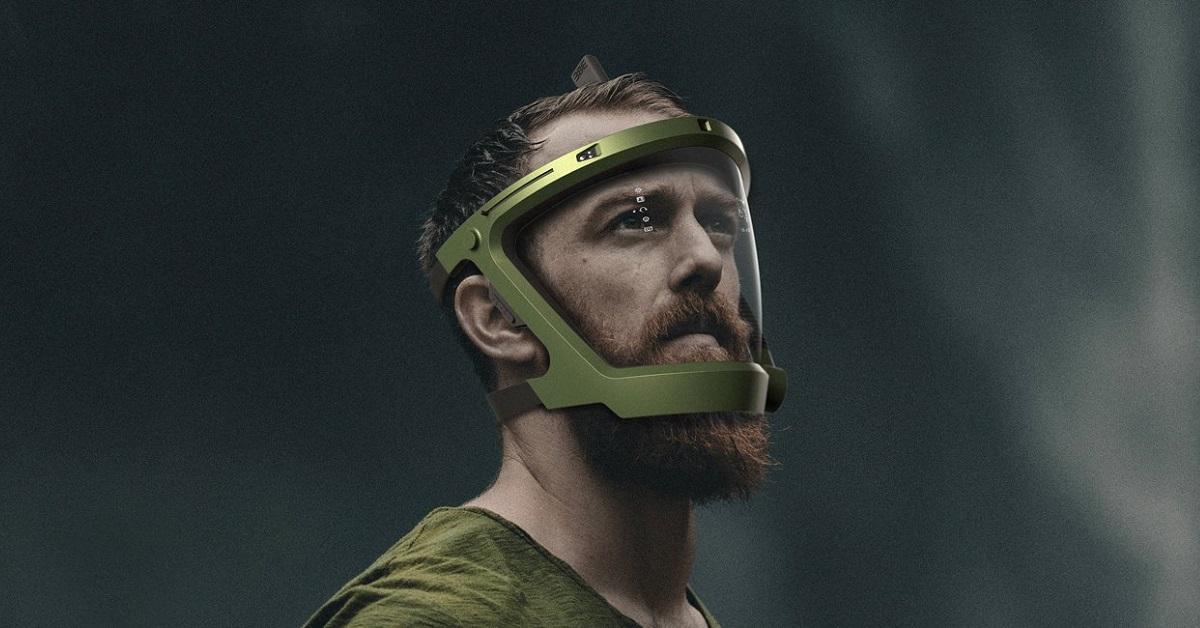 D-Mask vás promění v Aquamana