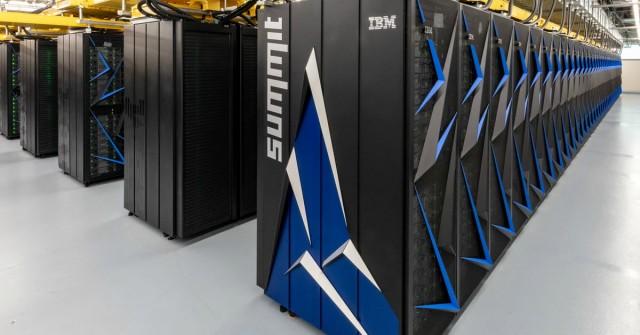 Přes 9 000 procesorů! Tohle je nejvýkonnější superpočítač světa