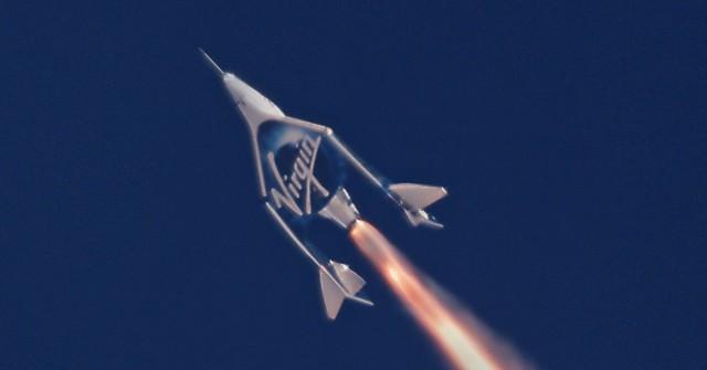 Virgin Galactic chce do vesmíru létat z Itálie