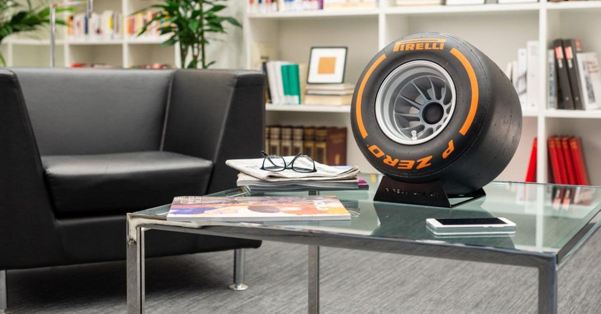 Správní F1 nadšenci prý poslouchají pneumatiky