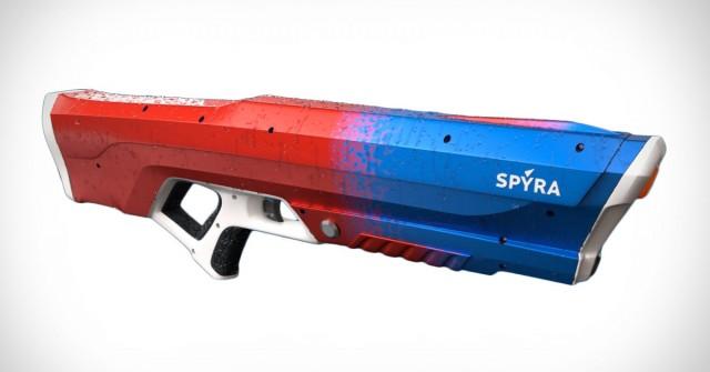 Zásah z 10 metrů! Vodní pistole čeká revoluce