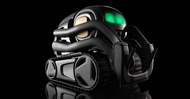 Robotí mazlíček Vector se naučí i vaše jméno