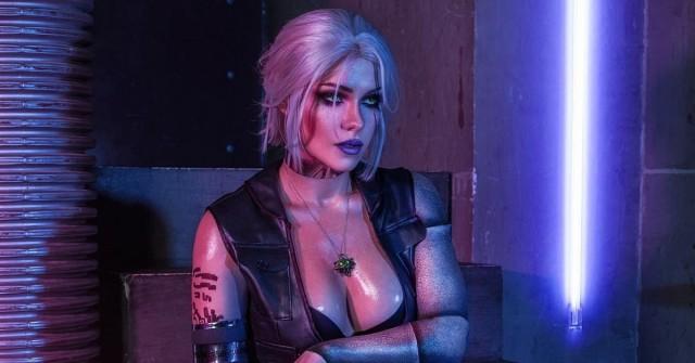 Cosplay týdne: Cyberpunkerka Irina Meier