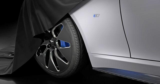 Luxus na baterky. Aston Martin má první elektromobil