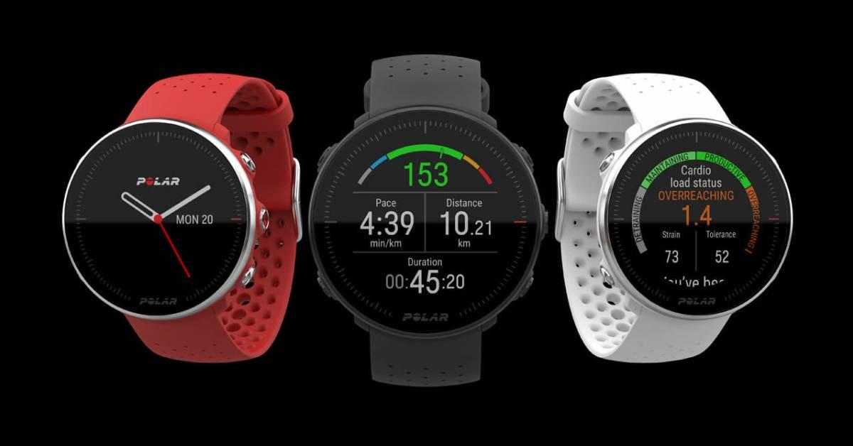 Polar ukázal hodinky pro profi sportovce