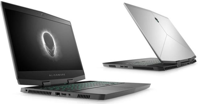 První lehký Alienware? m15 váží dvě kila