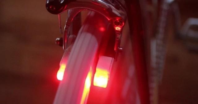 Světlo na kolo se obejde bez baterek i dynama