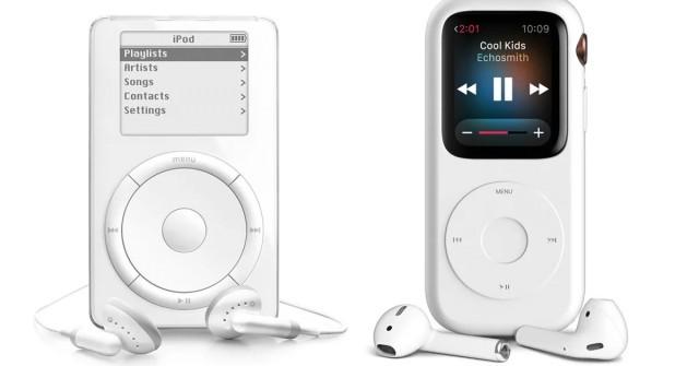 iPod žije! Můžete za něj převléct Apple Watch