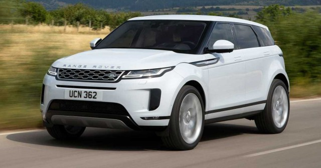 Nový Evoque je první Range Rover s AI asistentem