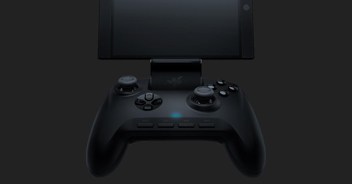 Razer Raiju umožňuje hrát mobilní hry s gamepadem