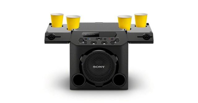 Beaty na zahradu. Party reprák od Sony podrží pivo