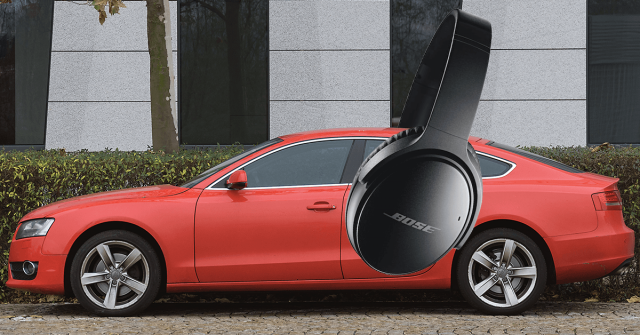 Nerušte řidiče! Bose chce odhlučnit auta