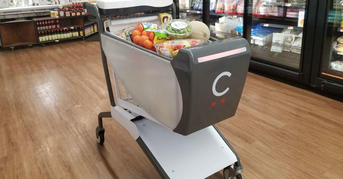Nakupování 2.0. Chytrý košík vás navede ke slevám