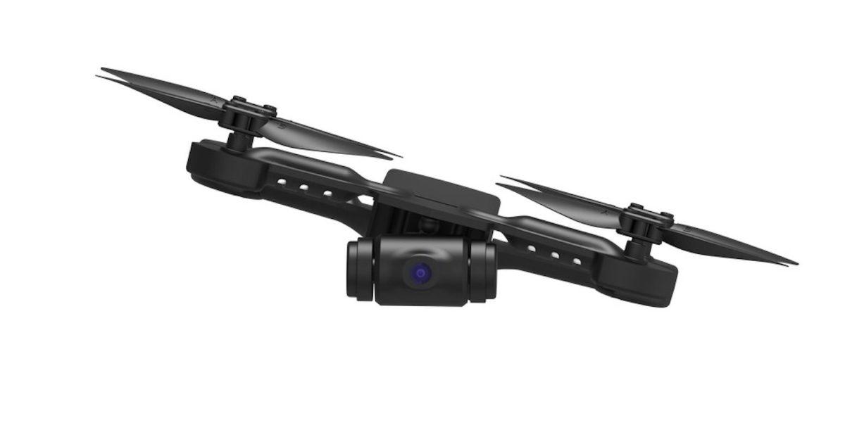 Tenhle mikrodron strčíte do kapsy i s 1080p obrazem
