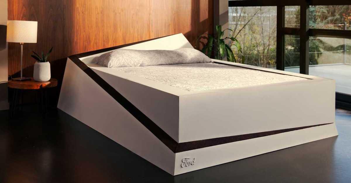 Tahle postel se postará, aby každý zůstal na své půlce