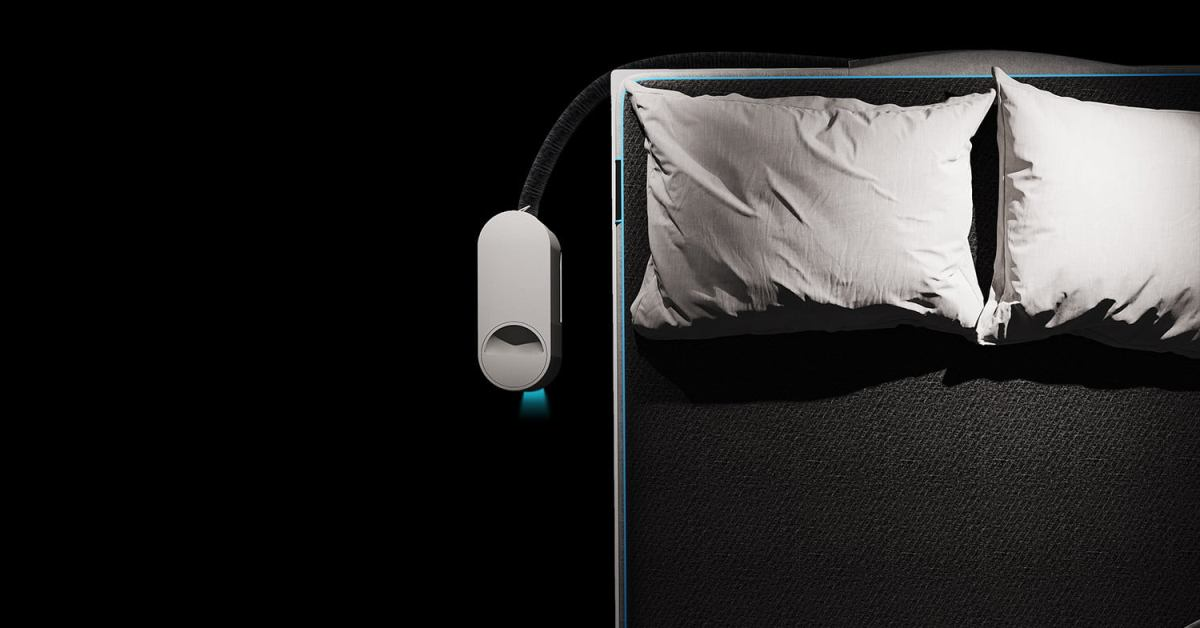 Chytrá matrace vás probudí tím, že se ochladí