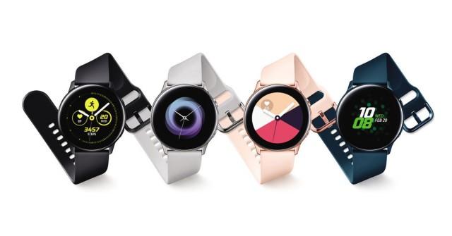 Chytře a aktivně. Samsung ukázal hodinky do fitka