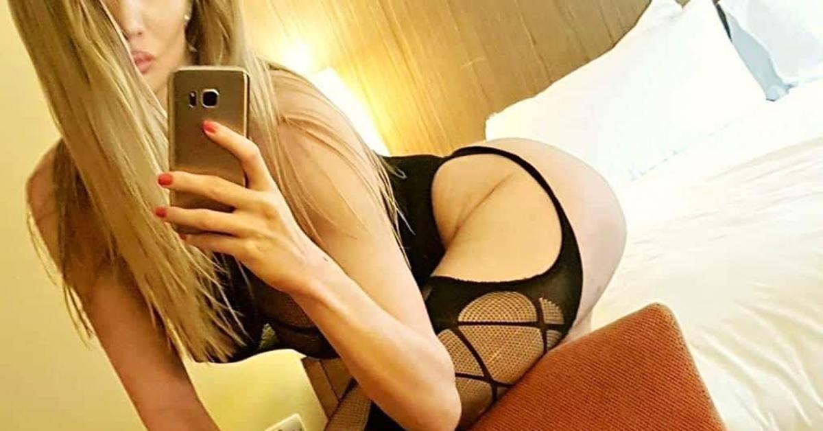 Holka dne: blondýnka Crystal