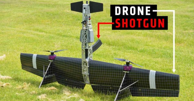 Rusové vymysleli zbraň na drony: je to dron sbrokárnou