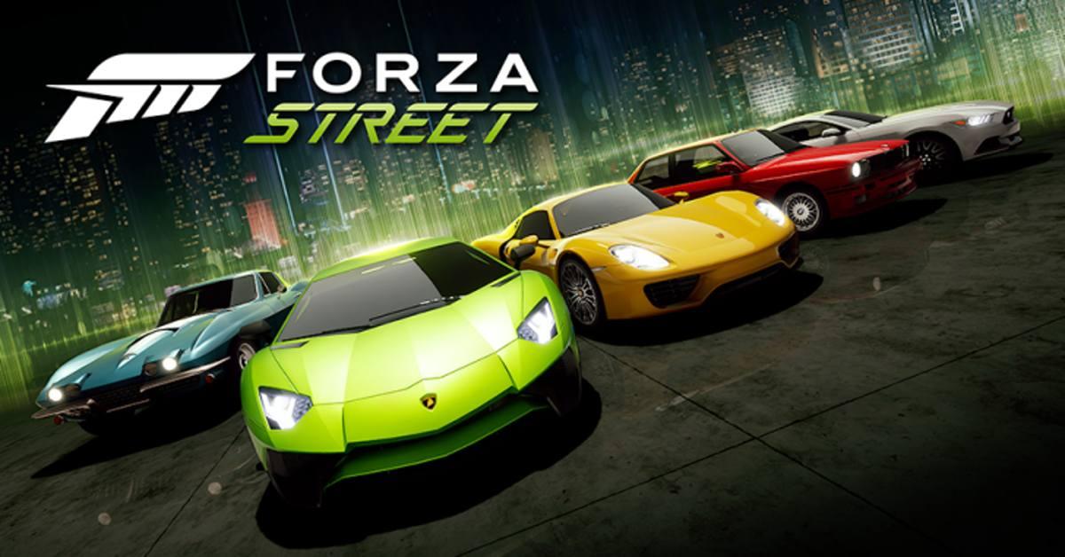 Forza Street připomíná Need for Speed: Undergound. Je ale zdarma!