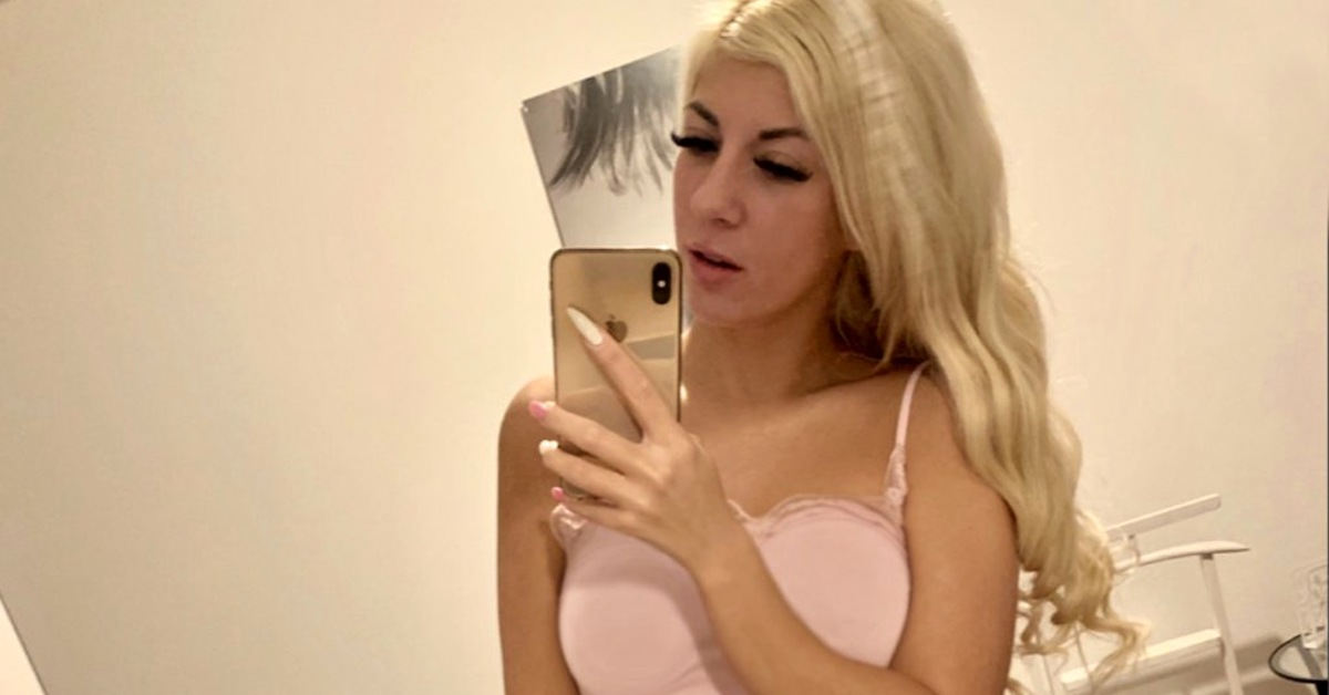 Holka dne: blondýnka Sabina zPrahy