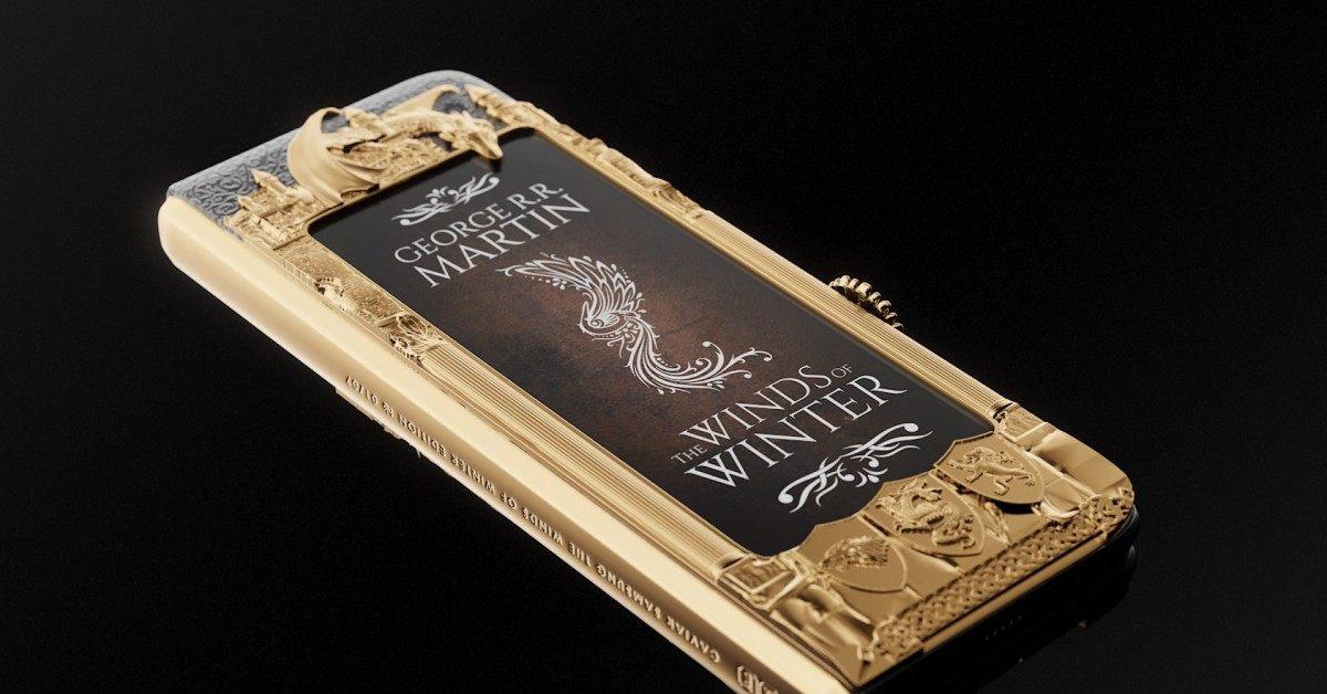 Zlatý mobil cílí na nejbohatší fanoušky Hry o trůny