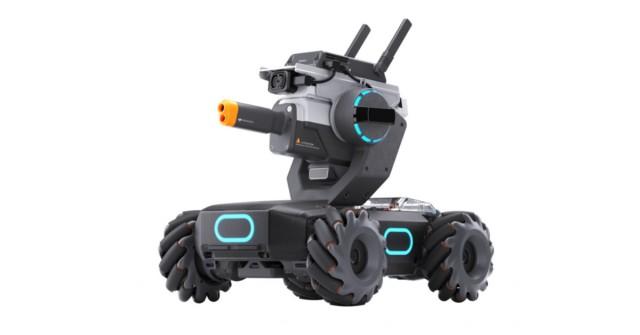 Výrobce dronů DJI představil novinku – je to tank!