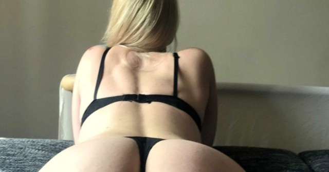 Holka dne: blondýnka Natálka zPrahy