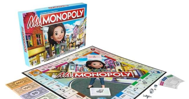 """Hra Monopoly vychází ve """"feministické"""" verzi. Ženy vní dostávají víc peněz"""