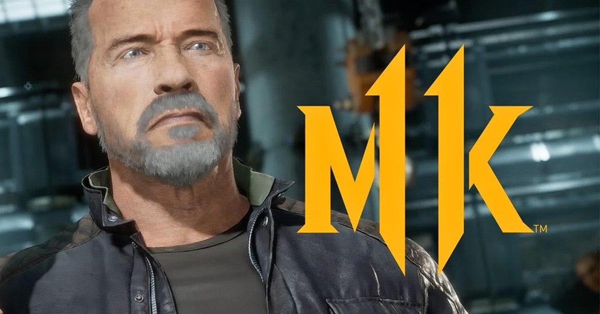 Nejnovějším bojovníkem v Mortal Kombatu je Arnold Schwarzenegger!